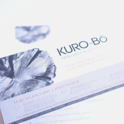 Product review: KURO-Bō activated charcoal