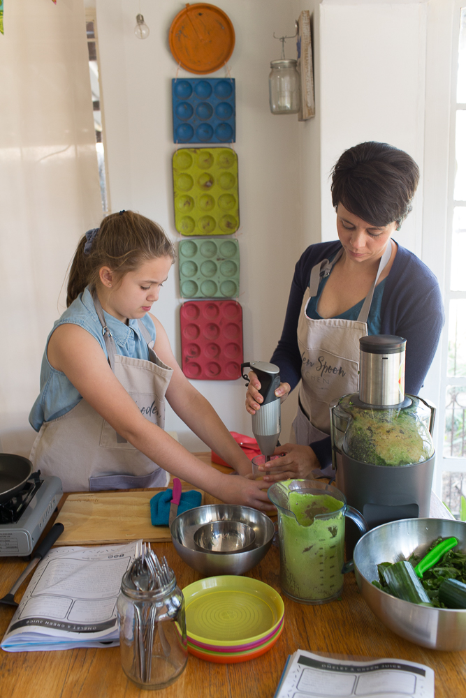 Cooking bootcamp