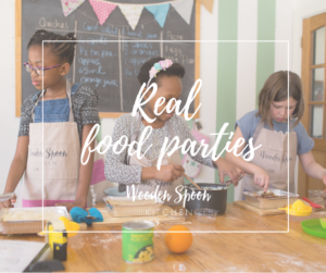 Real food party (Private Event)
