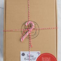 Festive baking kit